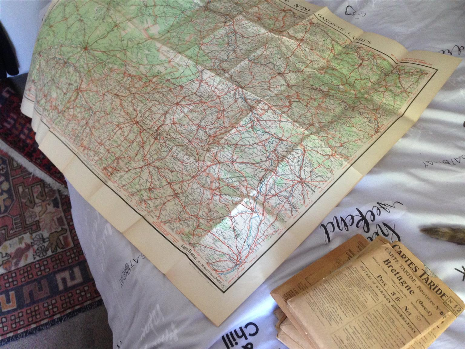Old French Maps