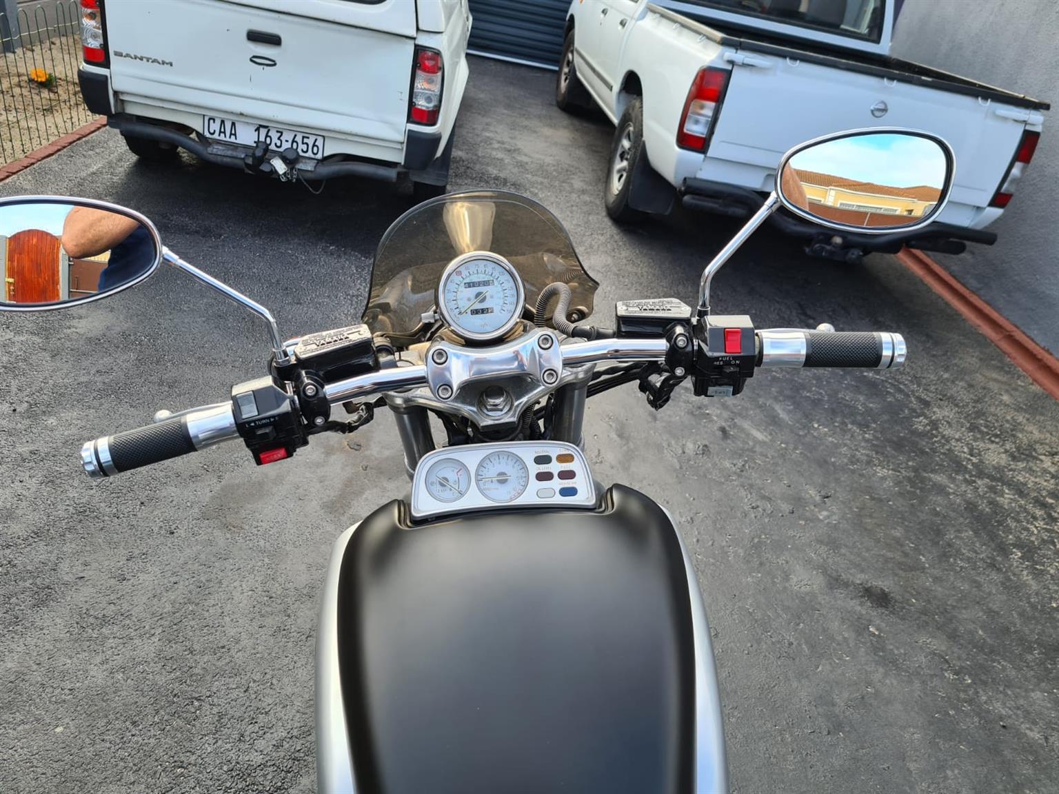 1988 Yamaha V-Max