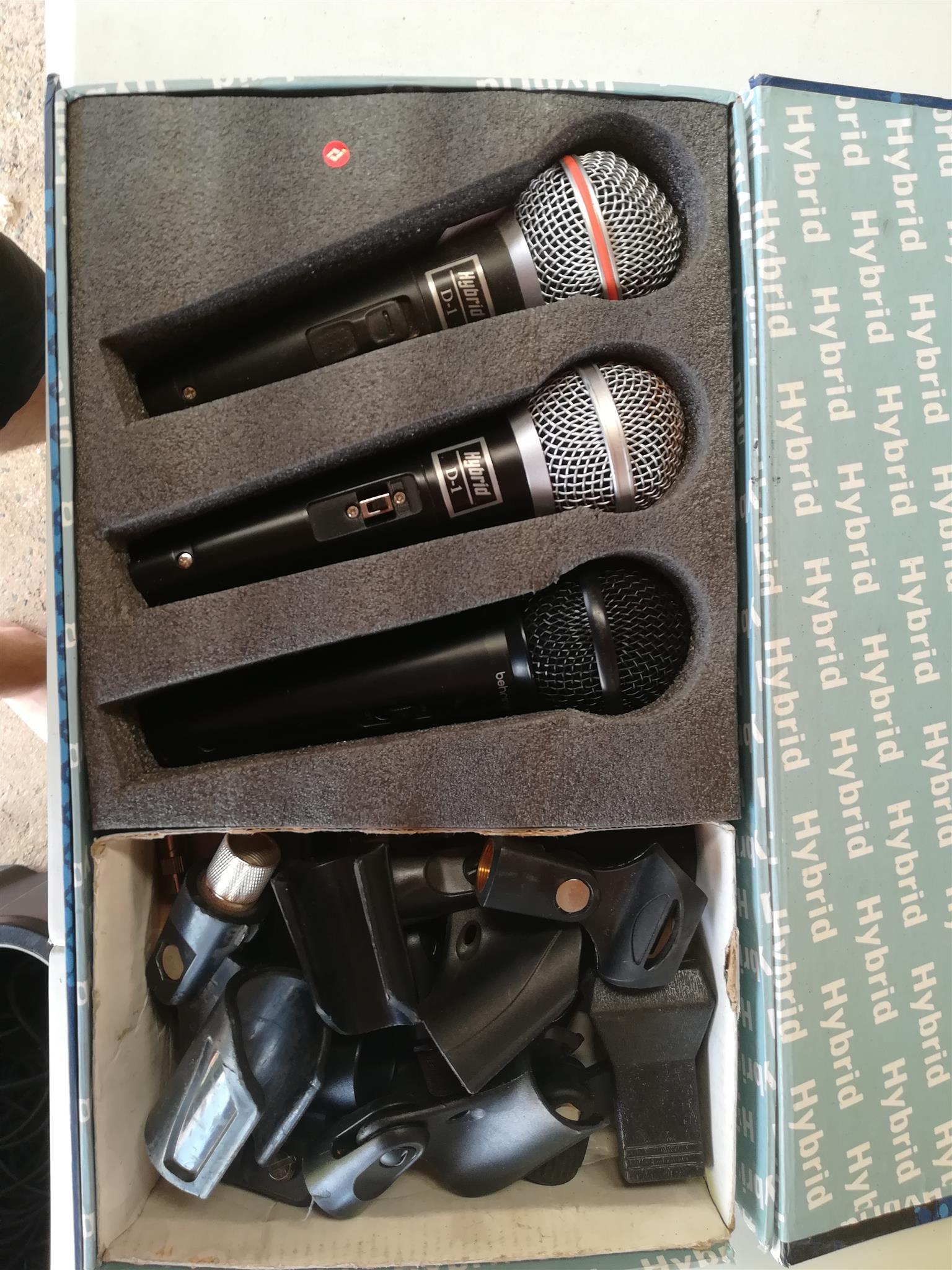 Professional Sound equipment