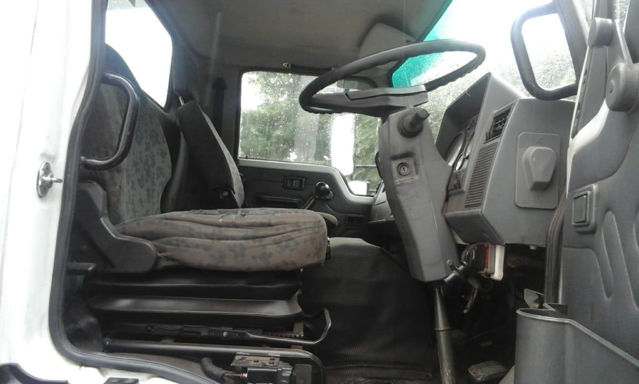 2016 Tata 1518 - 6cub Tipper