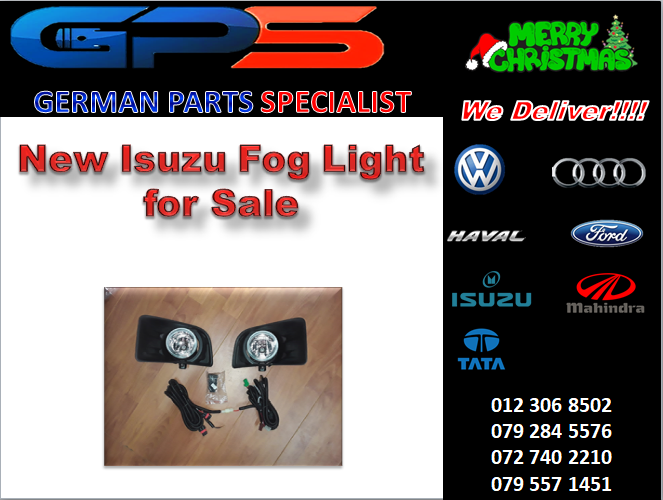 New Isuzu Fog Light for Sale