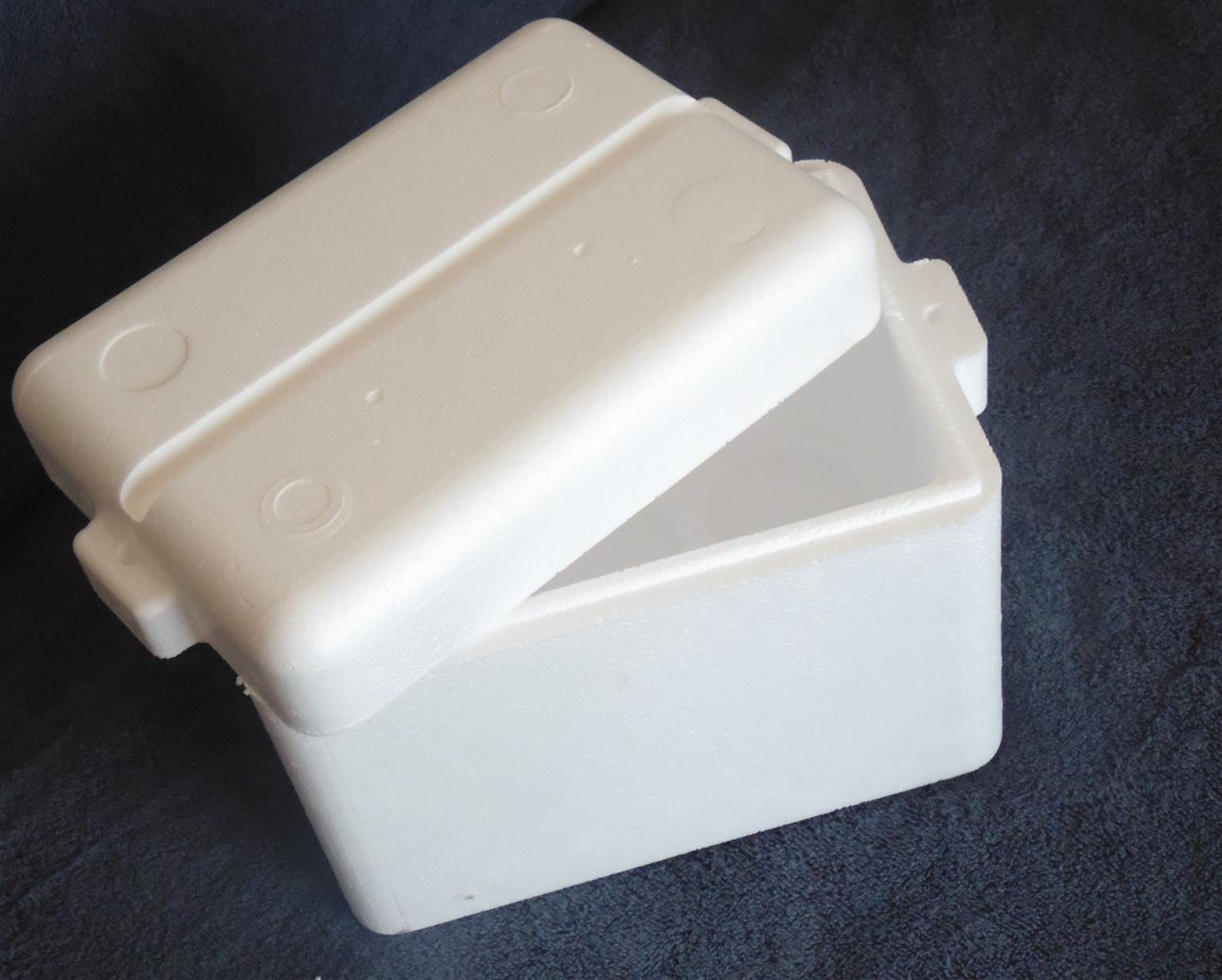 Polystyrene Fish and Cooler boxes