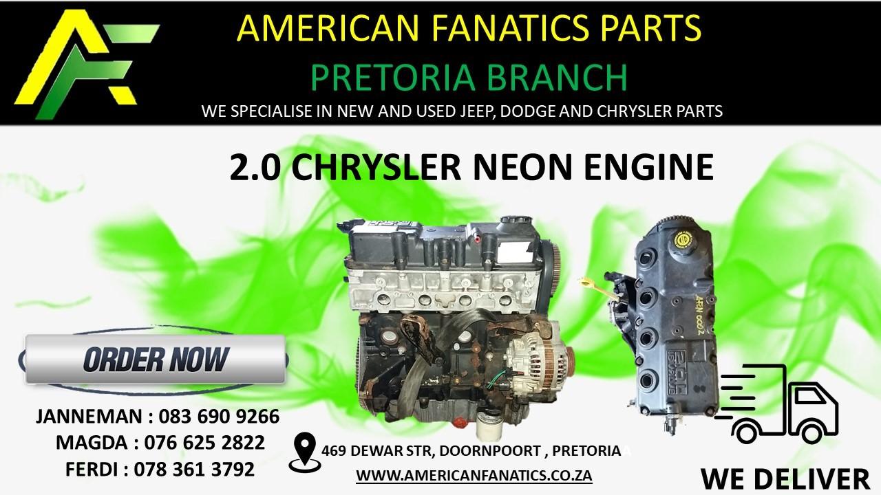 Chrysler Neon 2.0 Engine