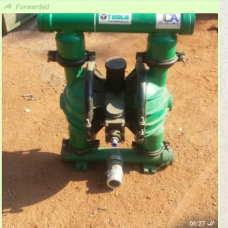 Tabla D50 aluminum diaphragm pump for sale