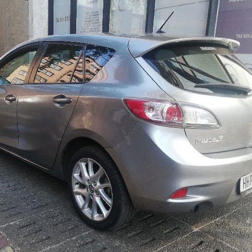 2014 Mazda 3 Mazda Sport 1.6 Active