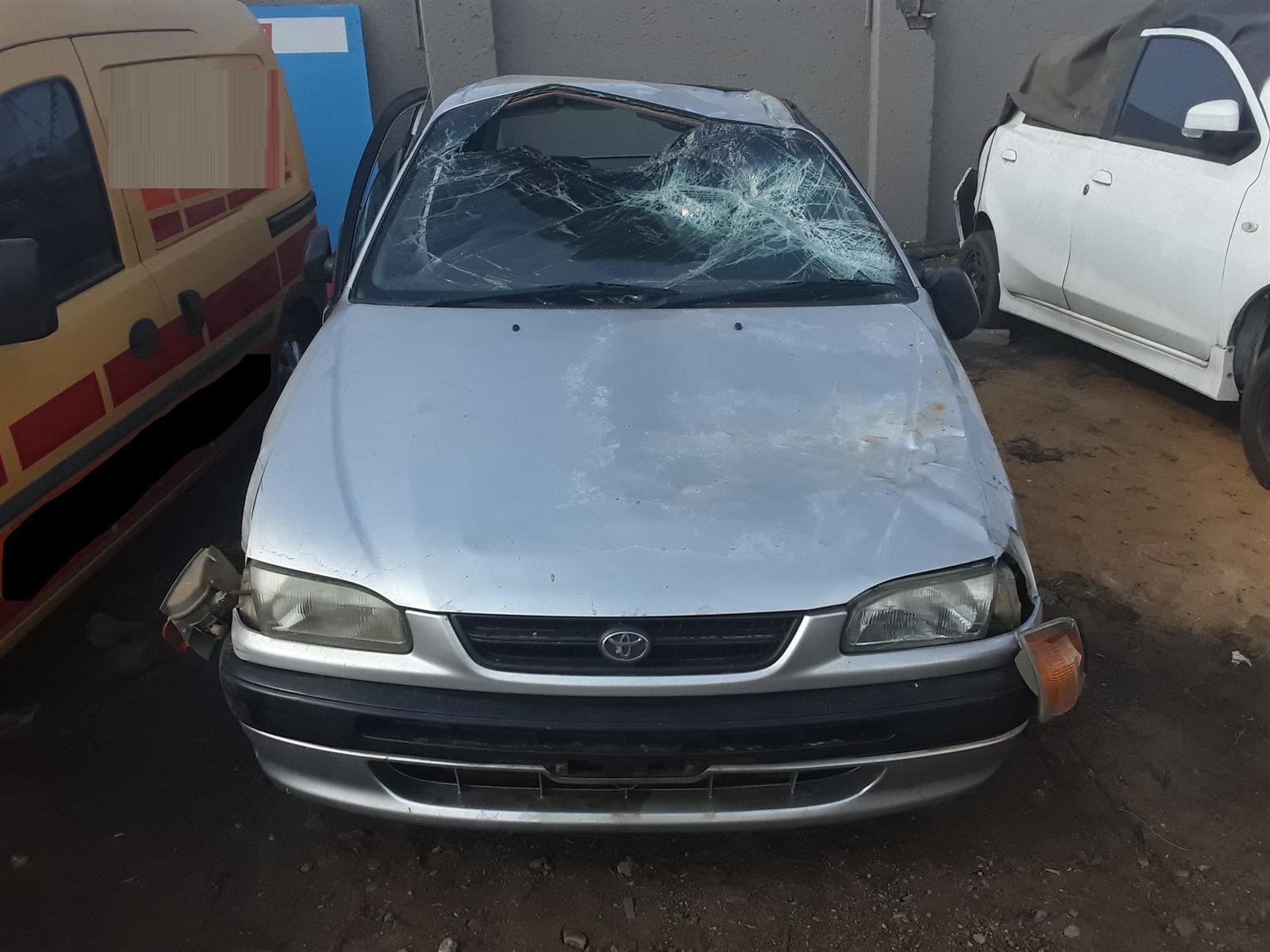 Corola Front Bumper