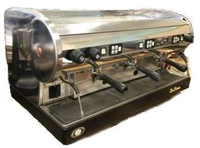 San Marino Lisa Coffee Machine 3 Group - LISARSAE3 - Warehouse Clearance*
