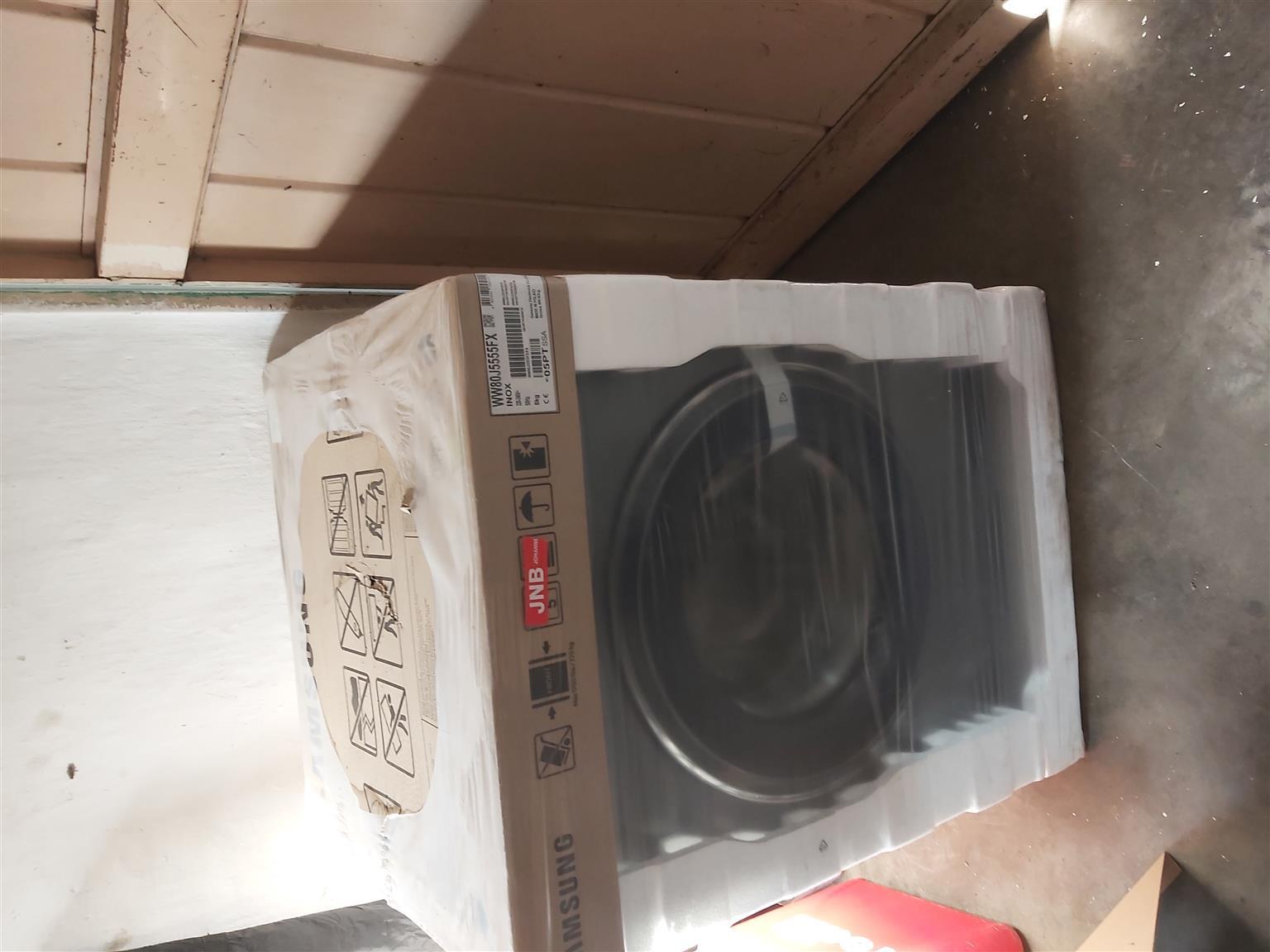 Samsung Front Loader 8 kg washing machine