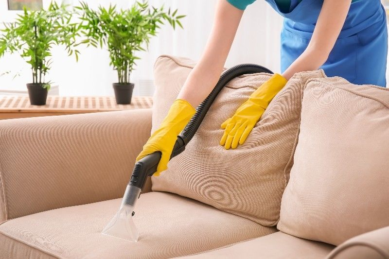 Cleaning Services By Professionals