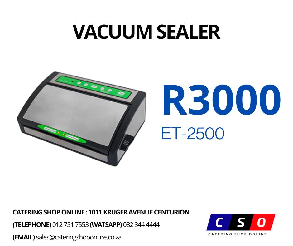 Vacuum Sealer ET-2500