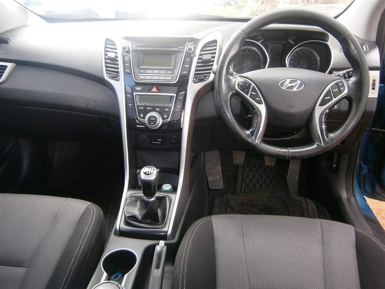 2014 Hyundai i30 1.6 Premium
