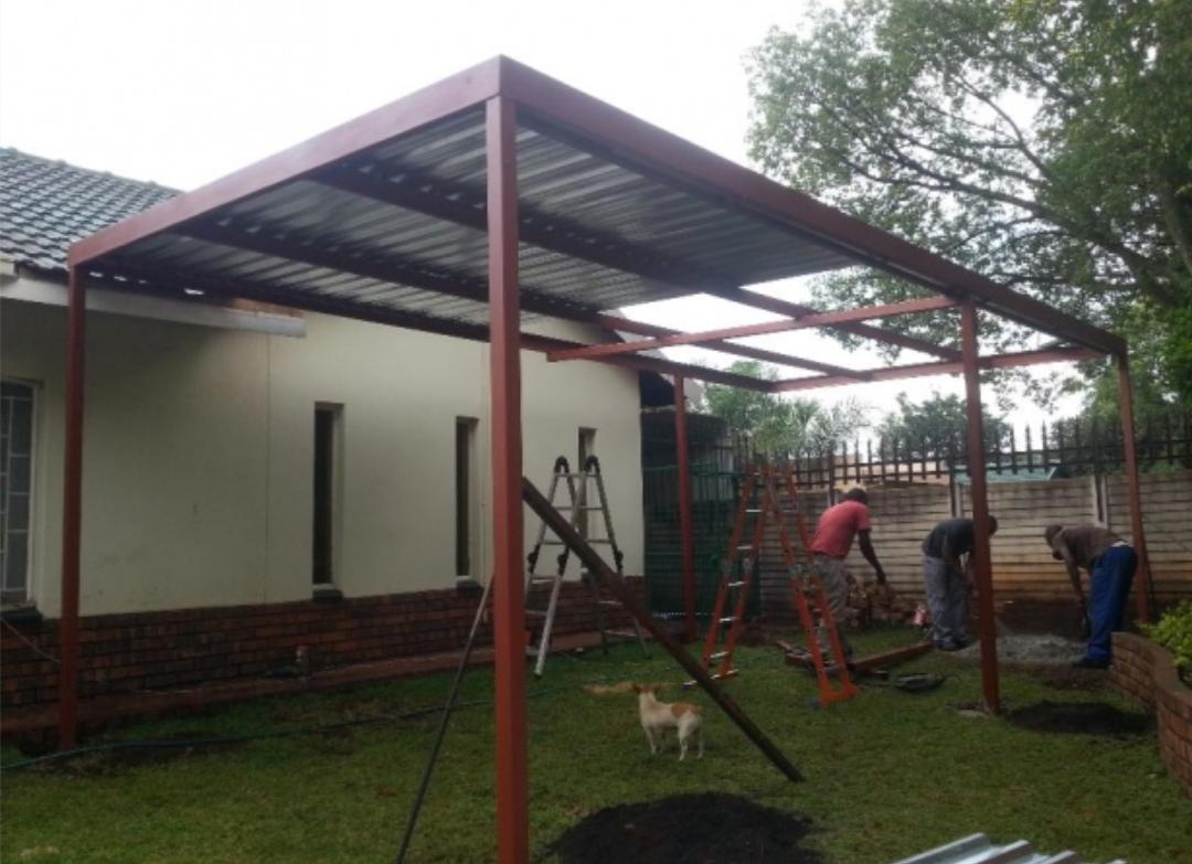 Carports, steel carport, steel structure