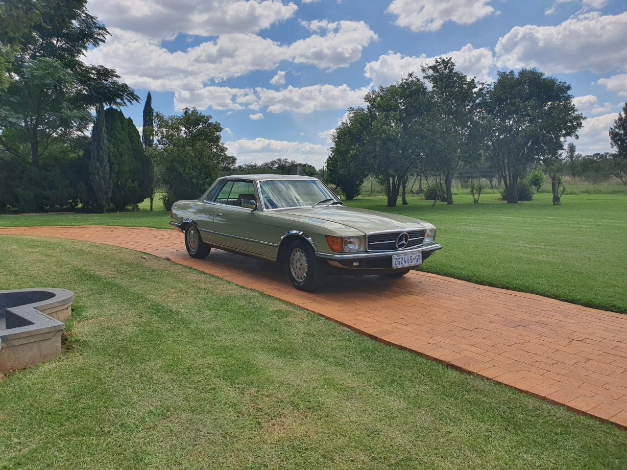 1979 Classic Cars Mercedes-Benz
