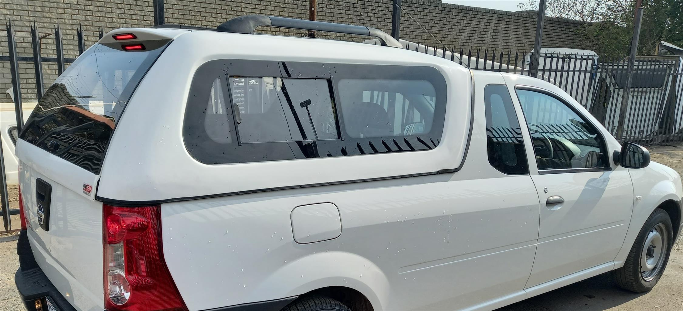 NEW NISSAN NP200 GALAXY CANOPY WITH RACKS 3RD LIGHT AND INTERIOR LIGHT