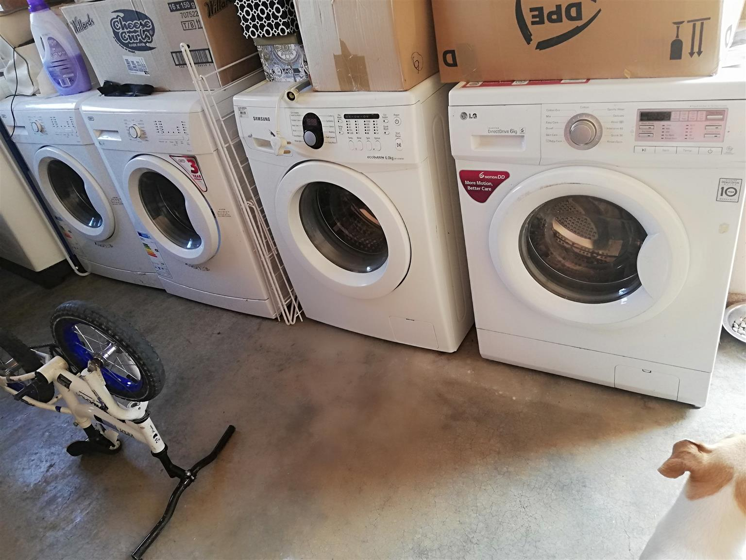 Used Washing Machine For Sale >> Used Washing Machines For Sale Junk Mail