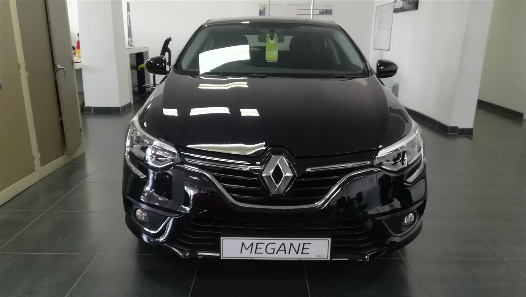 2019 Renault Megane II