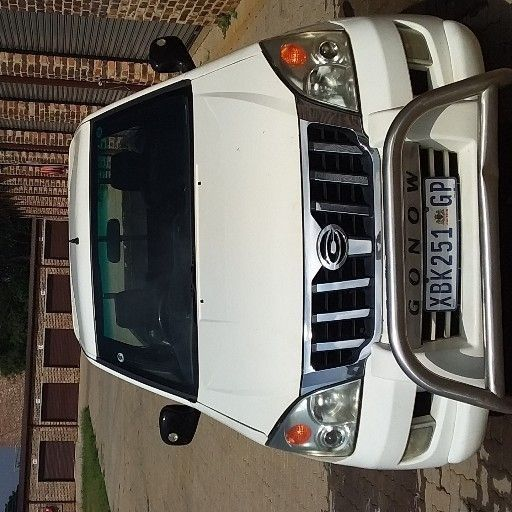 2008 Gonow X-Space 2.8TDL double cab Luxury