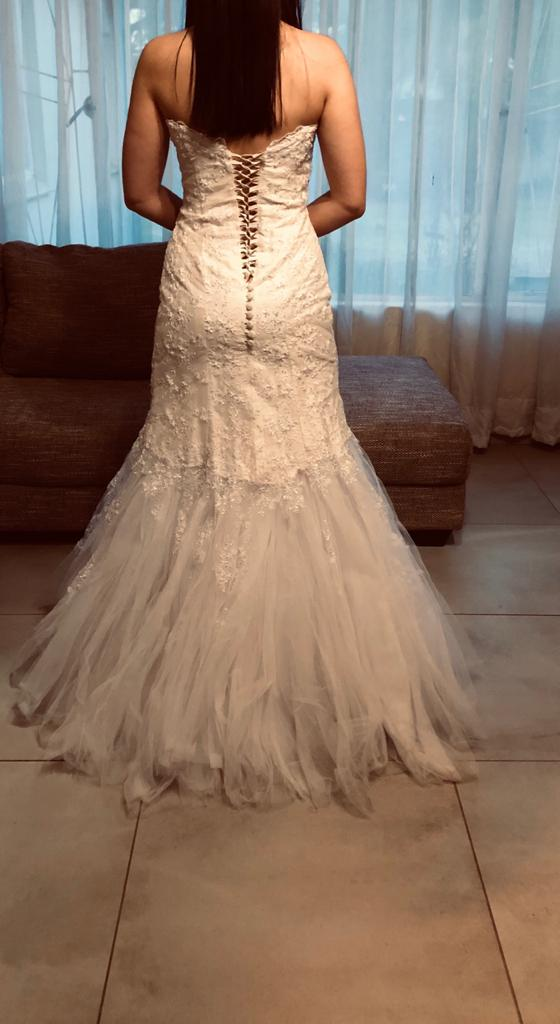 Wedding dress for SALE!