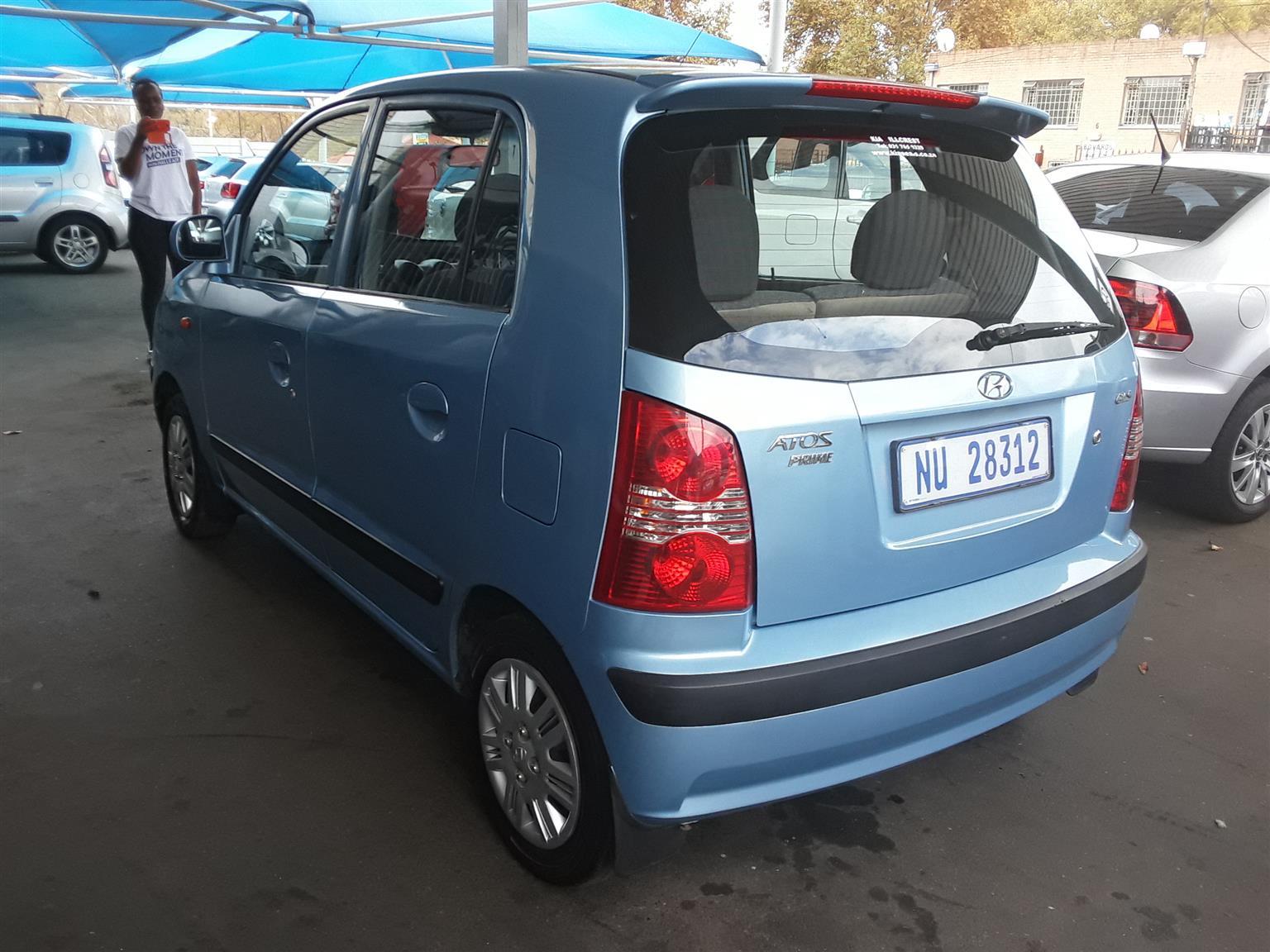 2009 Hyundai Atos