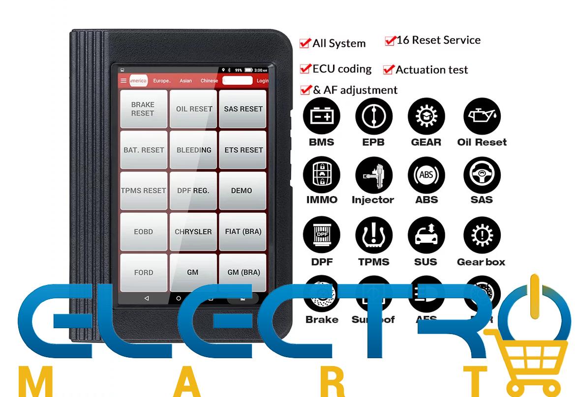 Launch X431 V Pro Auto Diagnostic Tool