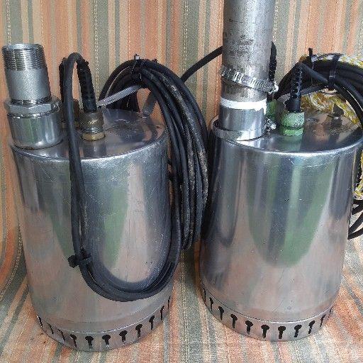 Unilift Submersible Pumps
