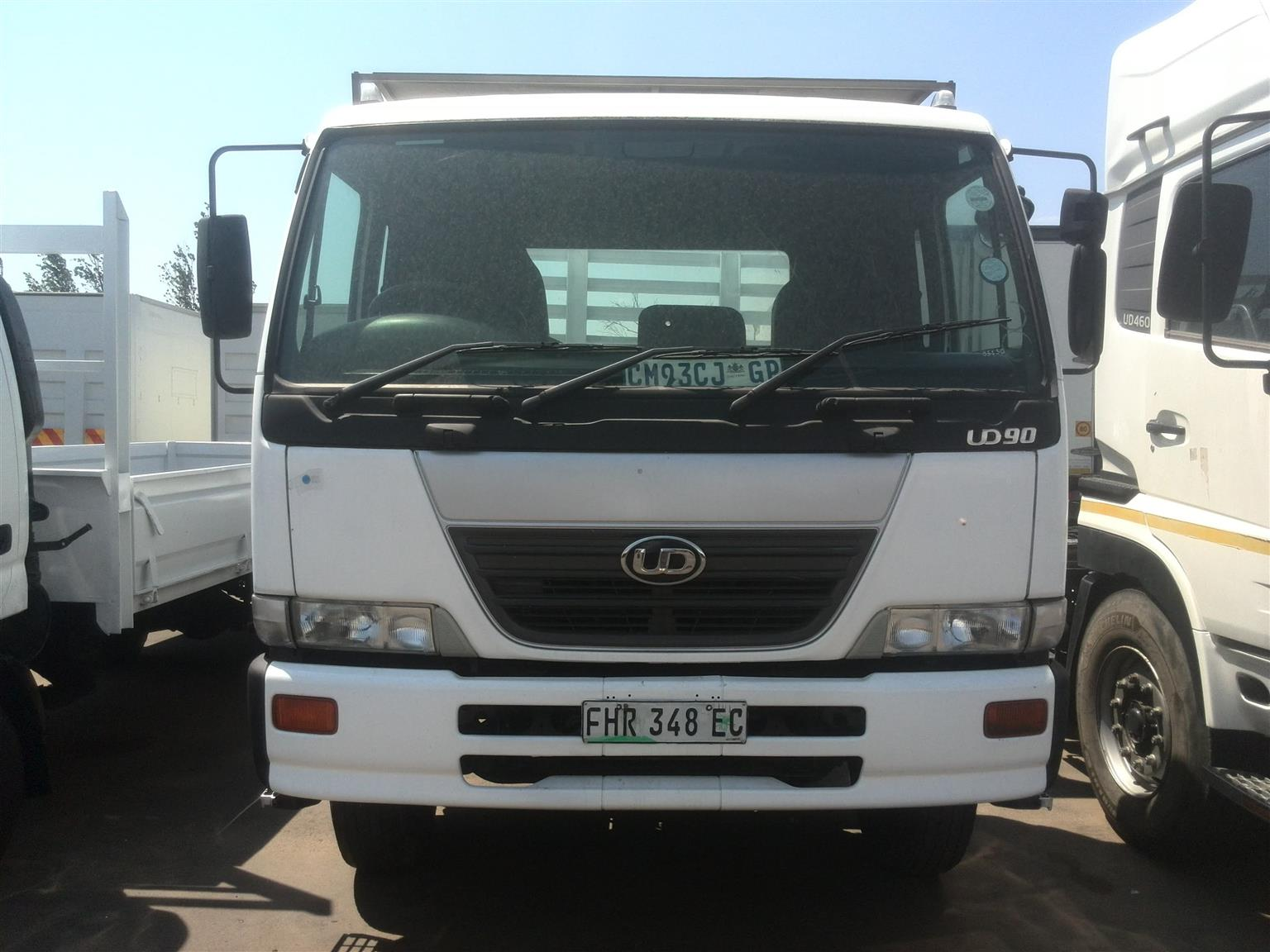 2006 - NISSAN DROPSIDE Truck for sale posted by Lemeshen Pillay Ubuntu Truck Sales