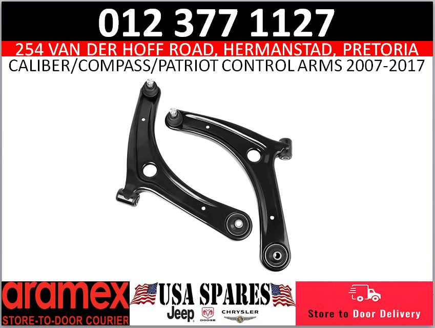 Jeep Compass control arms 2007-2017