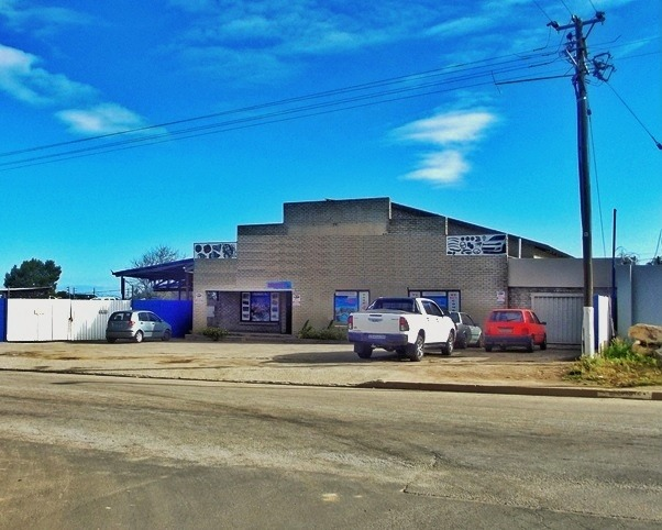 Commercial For Sale in George Industrial