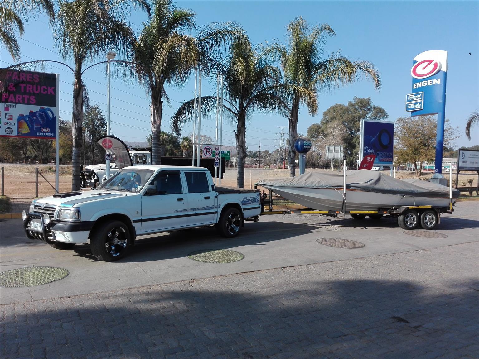 1996 Mazda Drifter X 2500TD double cab