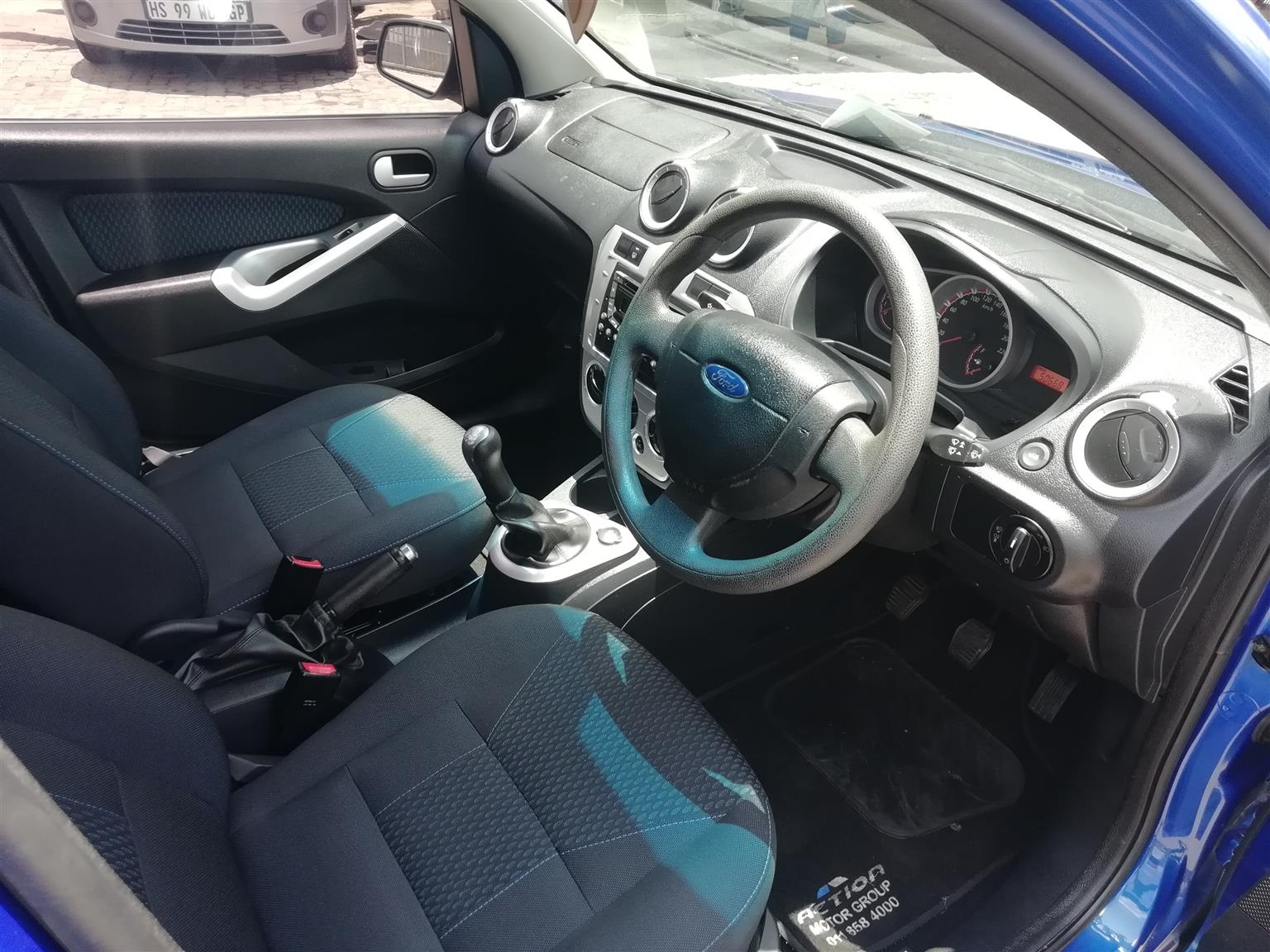 2016 Ford Figo hatch 1.5 Titanium