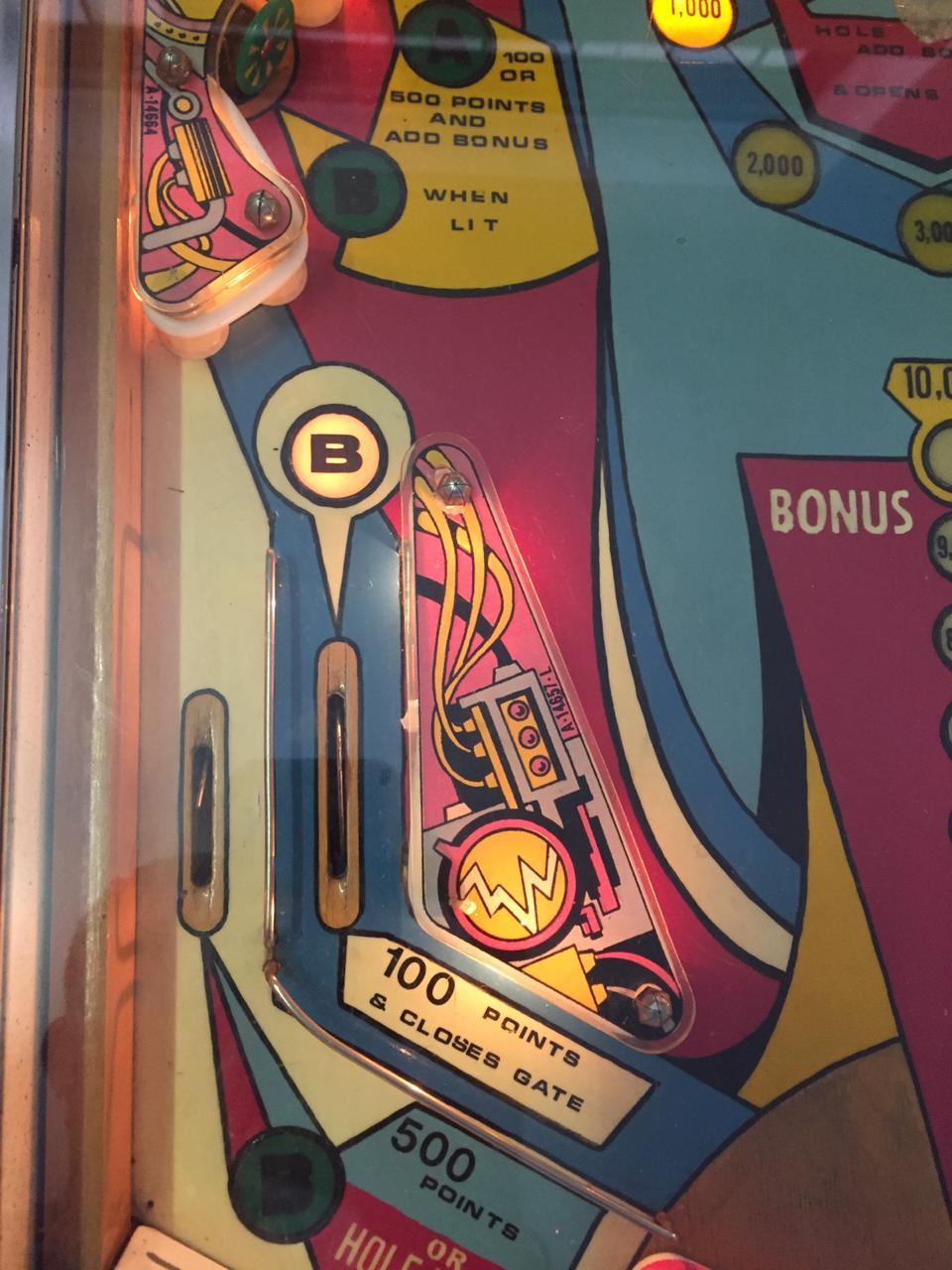 Pinball Machine - for sale