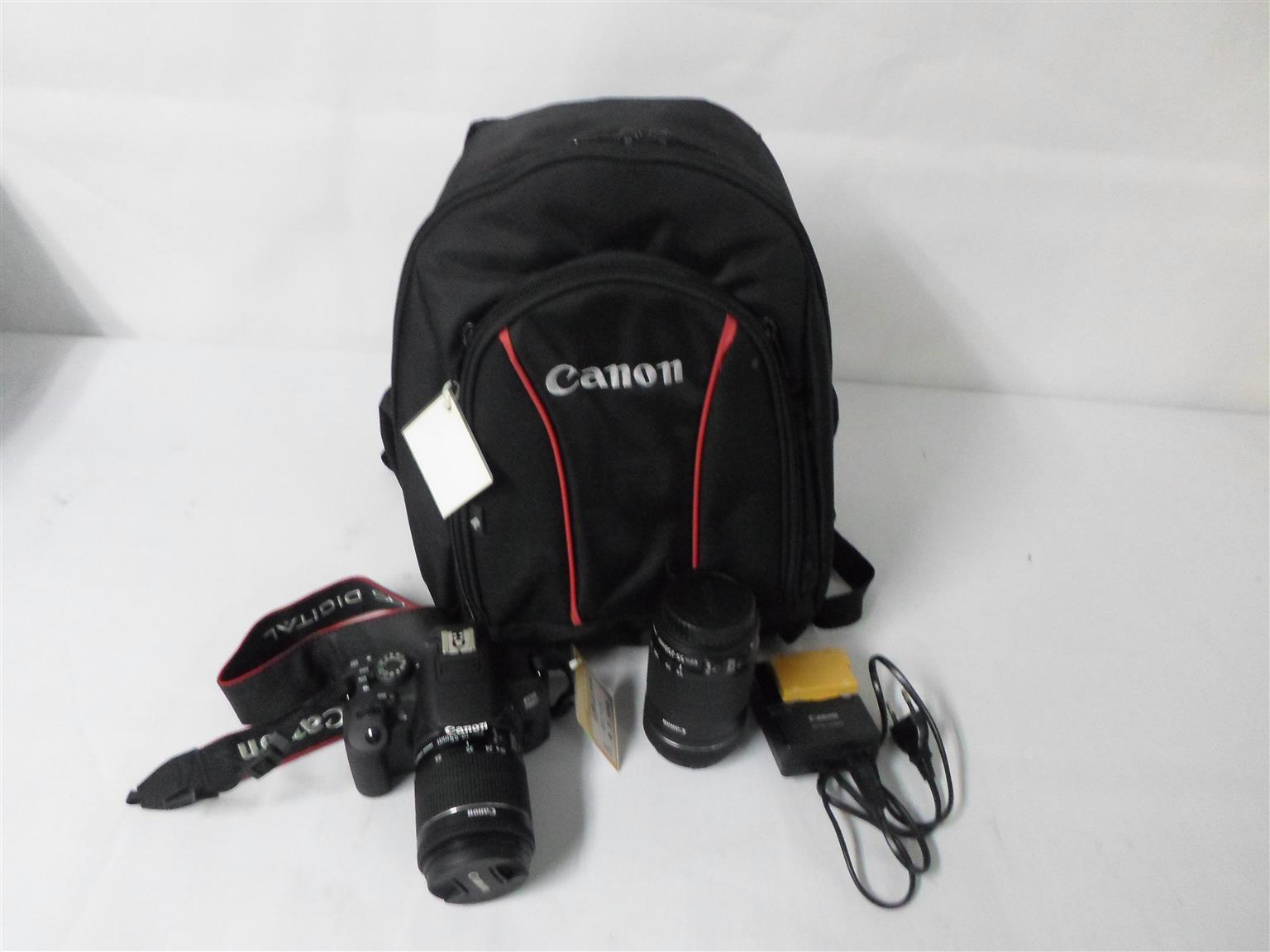 Canon EOS 700D Camera