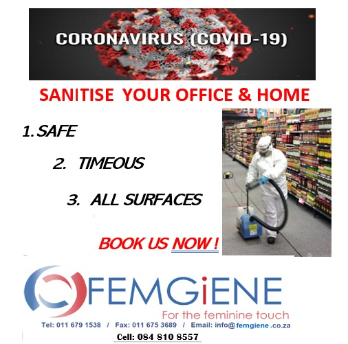 Femgiene Cleaning services