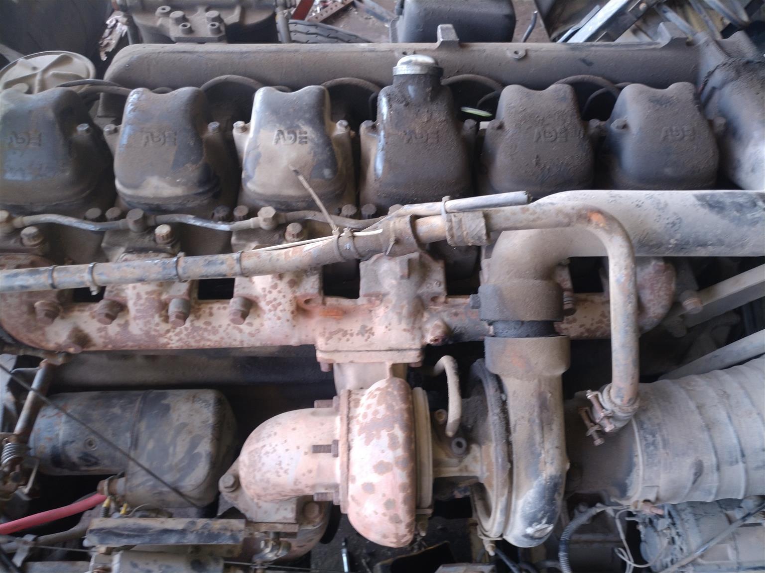 Ade 407 Turbo