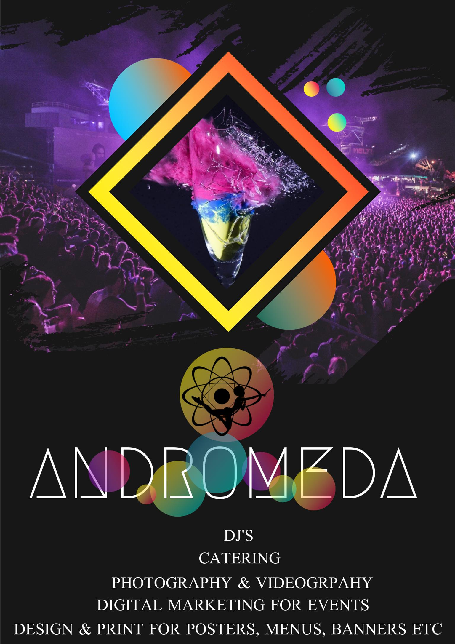 Andromeda Promotions The Hub Of Events Planning