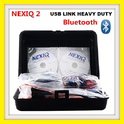 Truck diagnostic tool NEXIQ-2 USB Link + Software Diesel Truck Interface and Software with All Installers