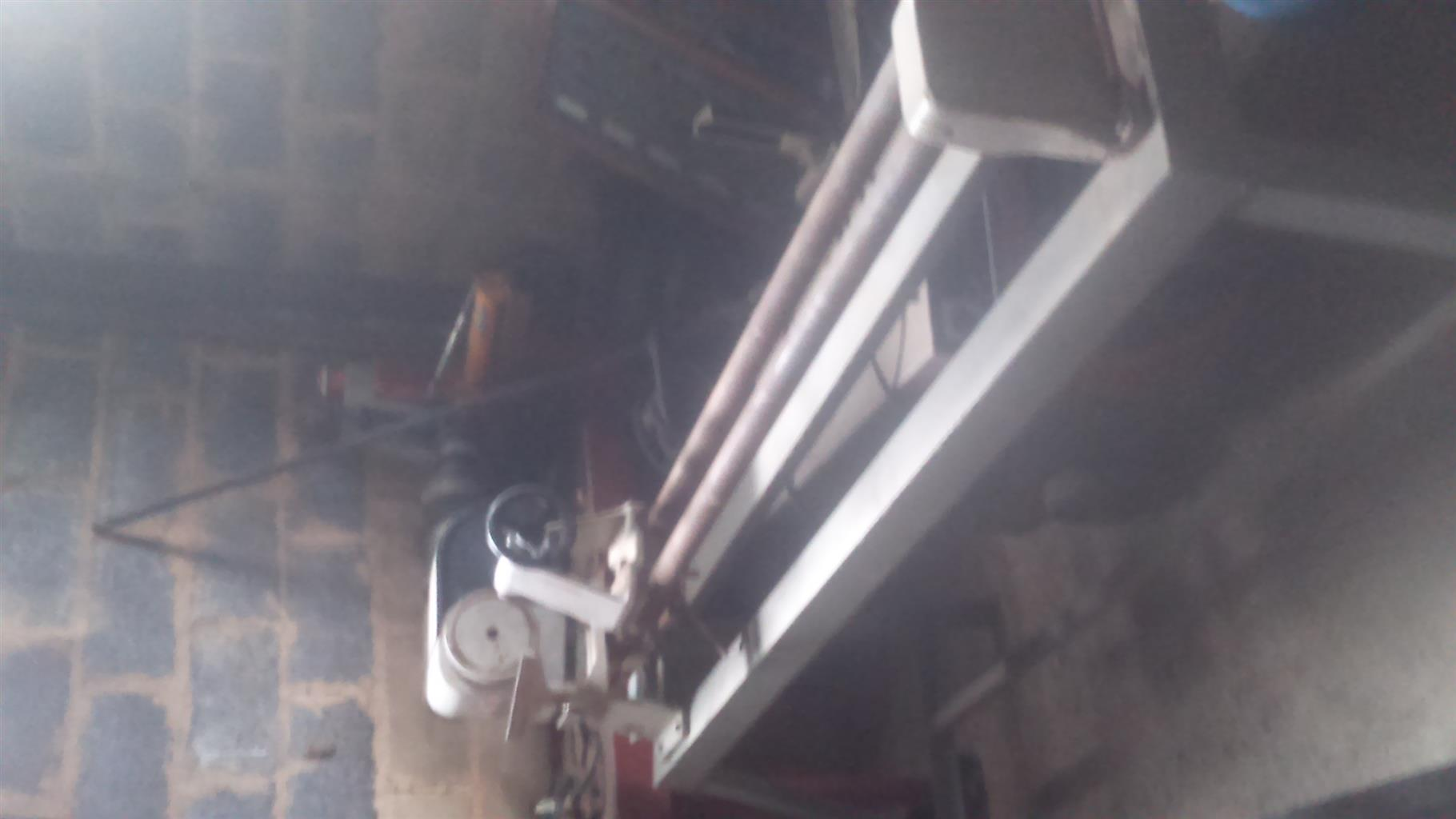 Wooden lathe for sale