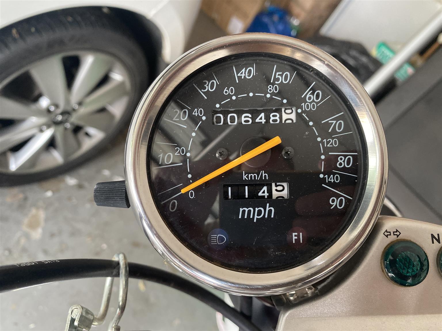 Suzuki Van Van RM125
