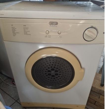 Tumble Dryer Defy 5kg