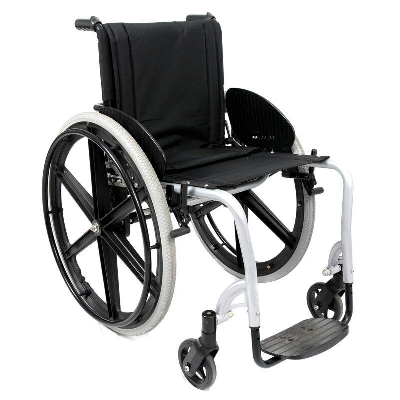 MR WHEELCHAIR ECONO RIGID MANUAL WHEELCHAIR - MADE TO ORDER