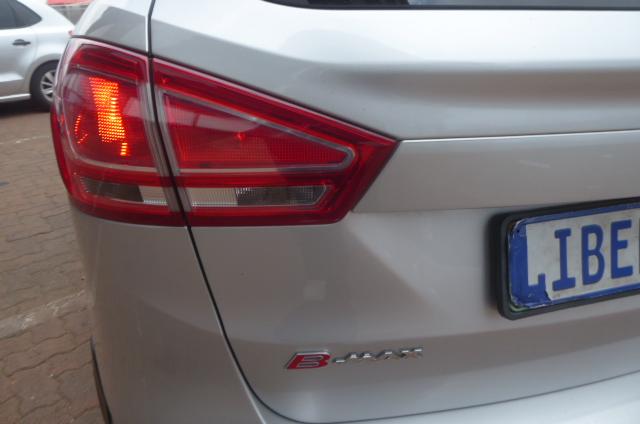 2013 Ford B-Max 1.0T Titanium