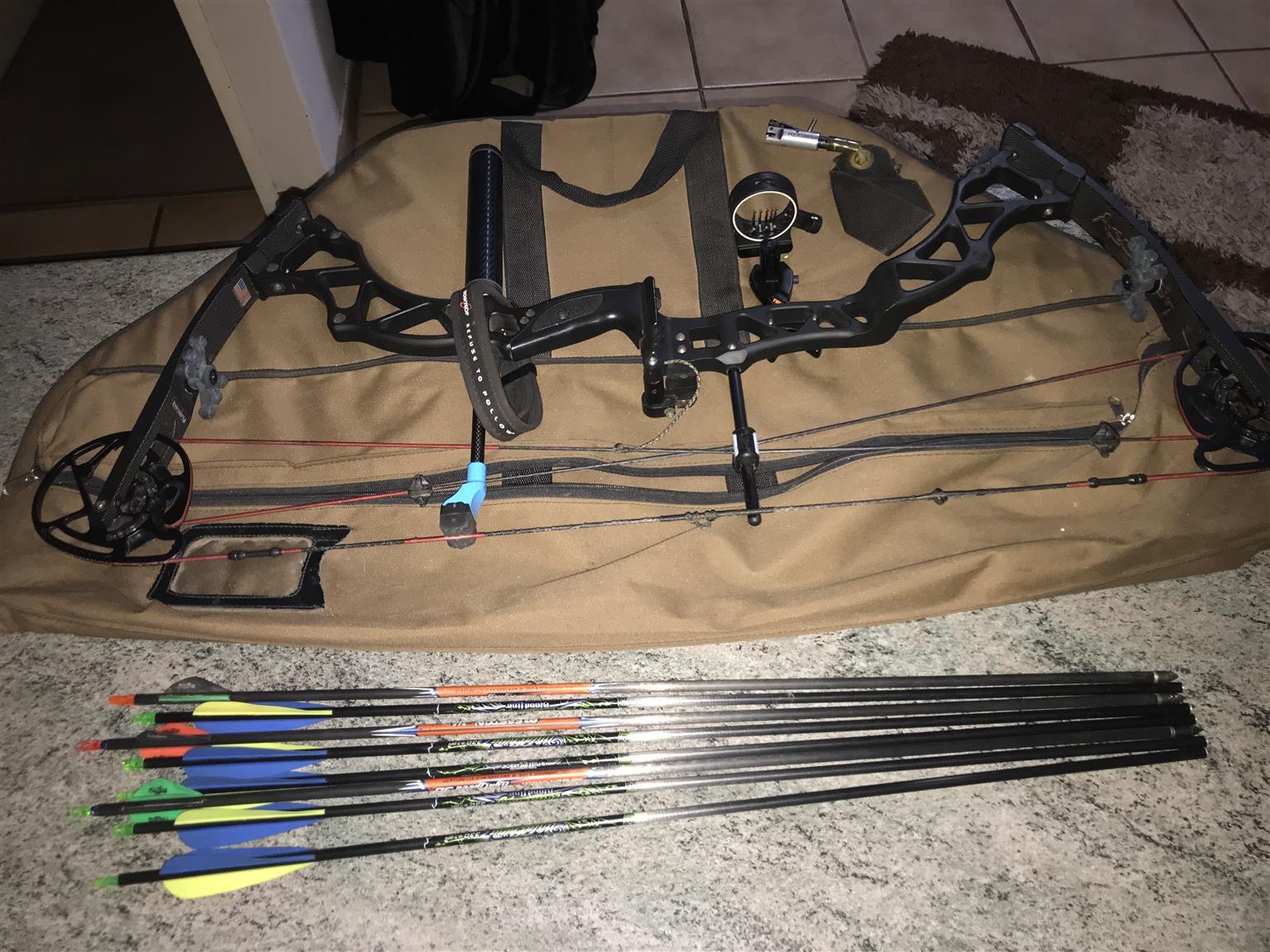 Bowtech Assasin bow for sale