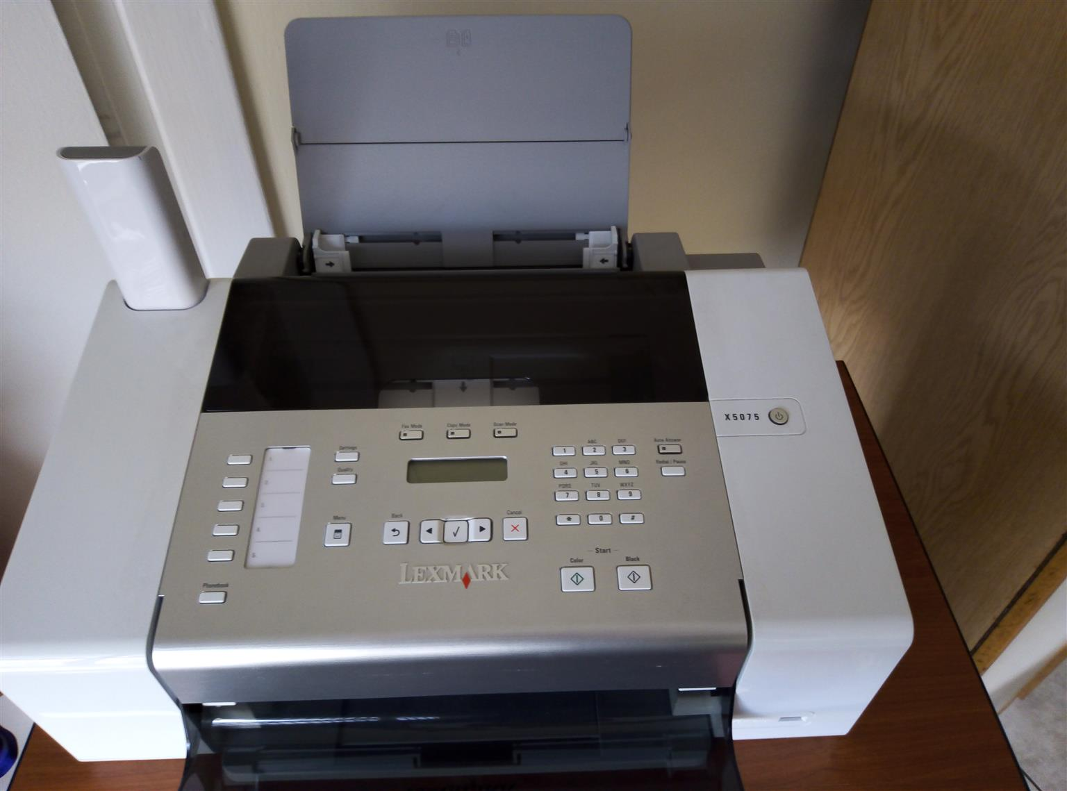 Second Hand Canon, Lexmark and Hewlett Packard Deskjet Printers for sale