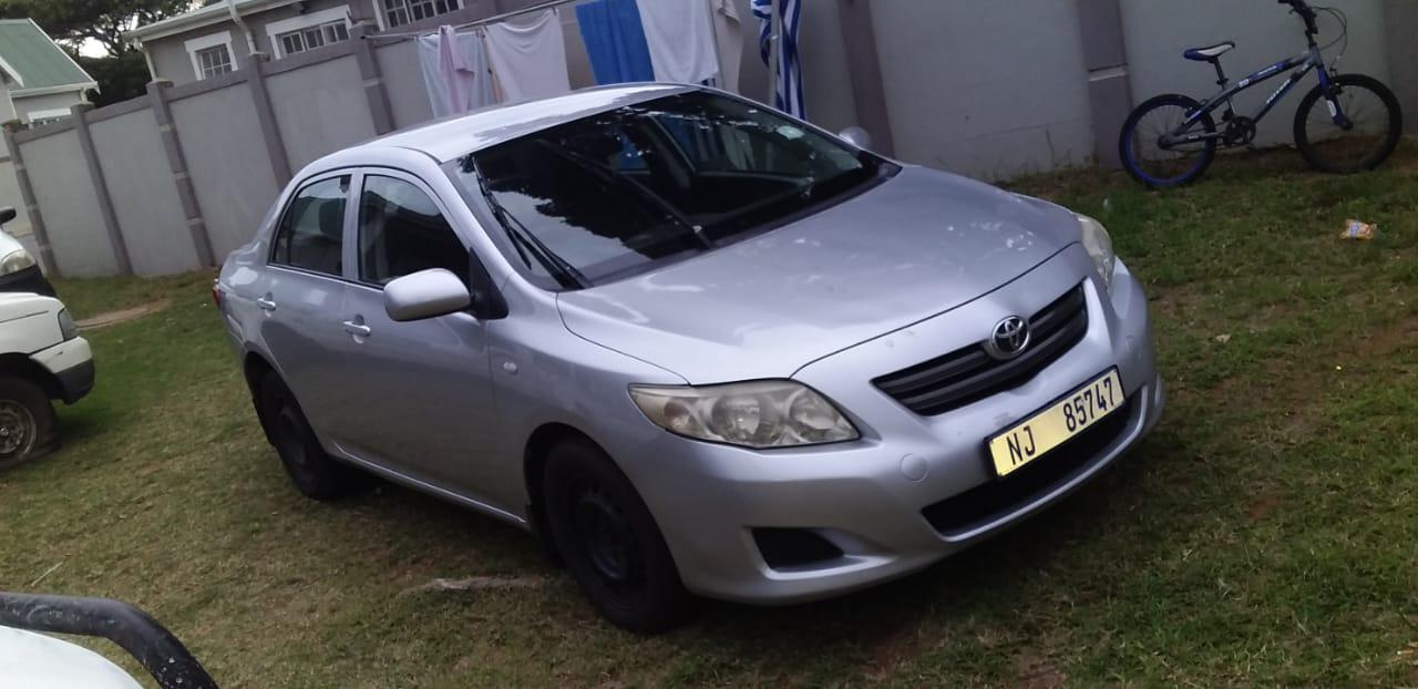 2009 Toyota Corolla 1.6 Professional