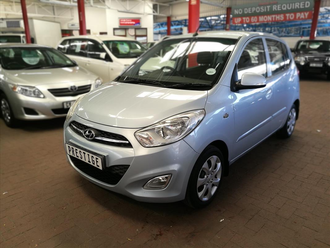 2014 Hyundai i10 1.2 GLS