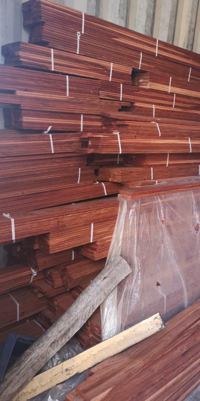 Rhodesian Teak Timber
