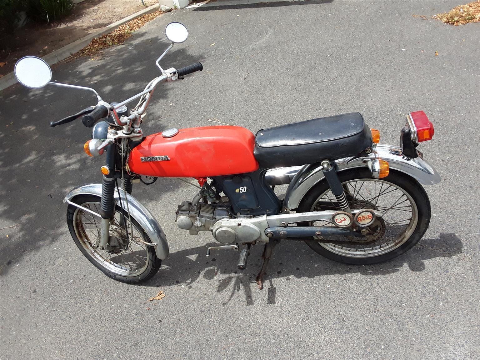 1972 Classic Bikes Yamaha