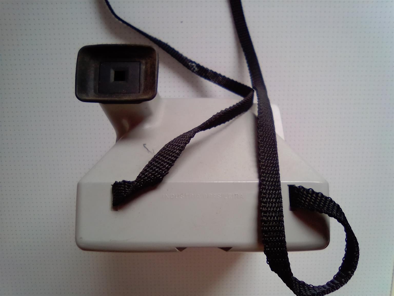 Polaroid Photo Camera. For instant photos.