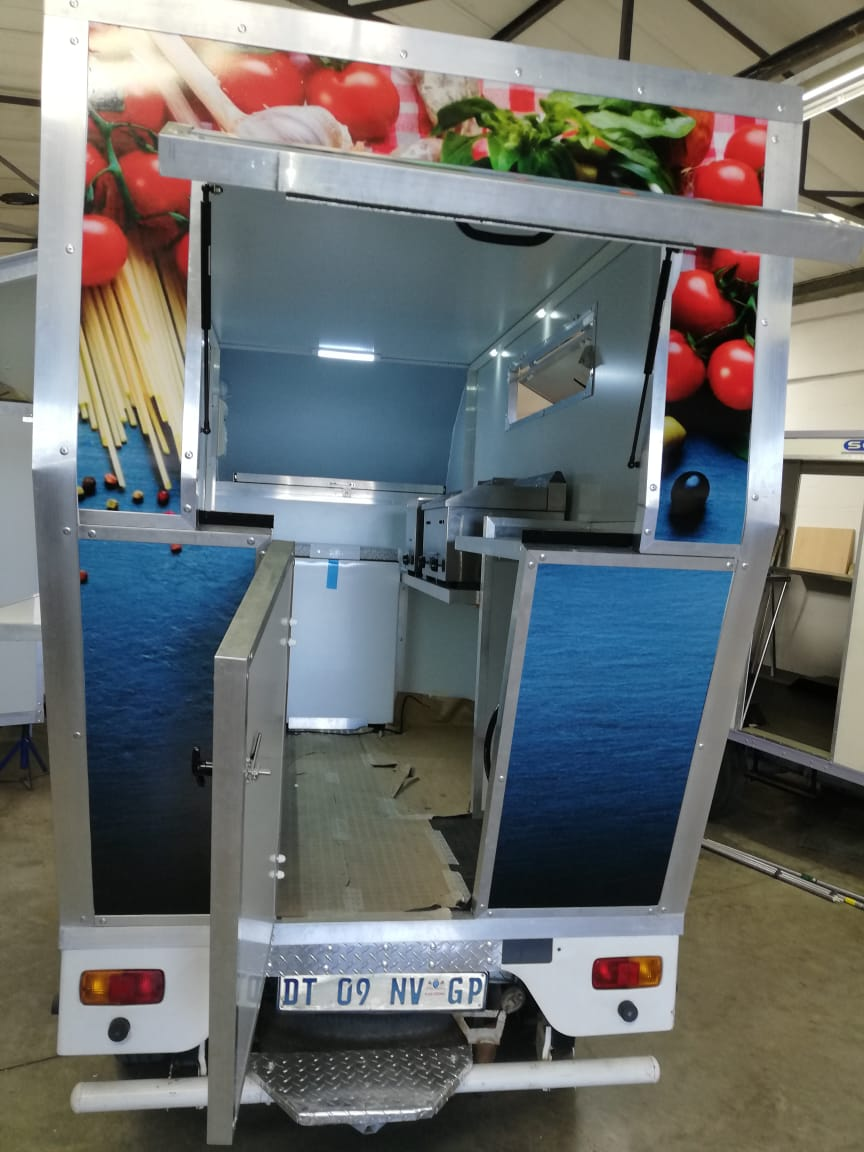 Food Trucks For Sale - Own Business opportunity with Special Offer
