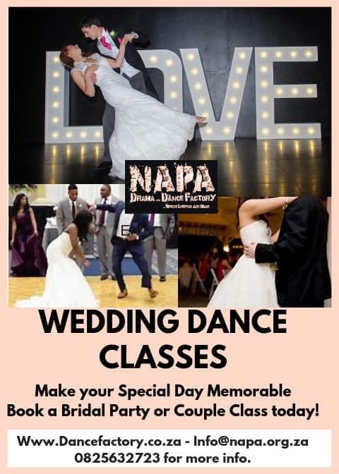 Wedding and Ballroom Dance Lessons